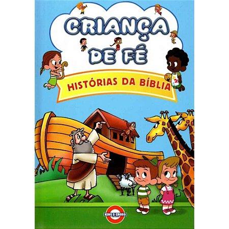 Livro Infantil Criança de Fé