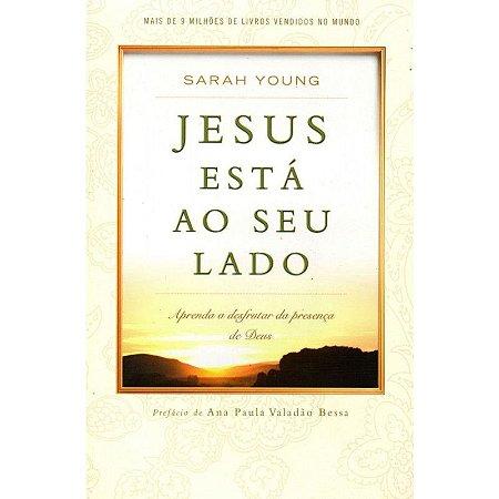 Livro Jesus Está Ao Seu Lado Sarah Young