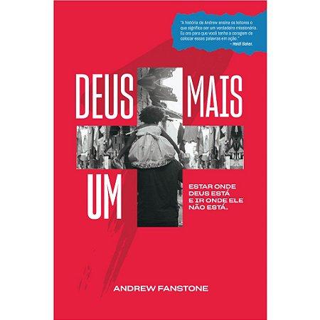 Livro Deus Mais Um - Andrew Fanstone