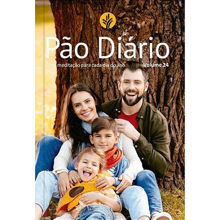 Pão Diário Volume 24 - Capa Família