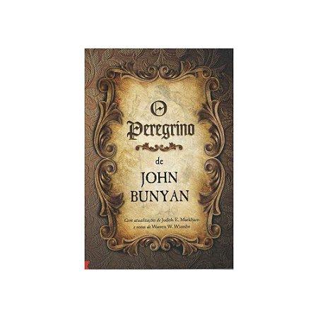 O PEREGRINO - JOHN BUNYAN - CAPA BROCHURA