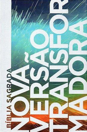 Bíblia Sagrada Nvt - Capa Brochura Luzes