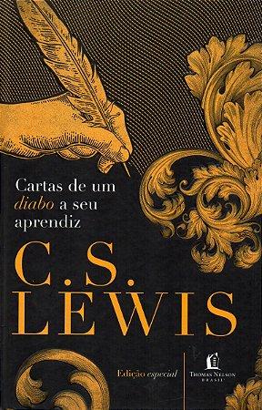 Livro Cartas De Um Diabo A Seu Aprendiz - C. S. Lewis