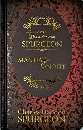 Dia A Dia Com Spurgeon - Charles Spurgeon - Capa Dura