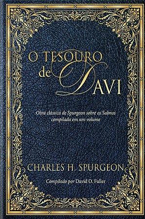 O Tesouro De Davi - Charles H. Spurgeon - Pão Diário