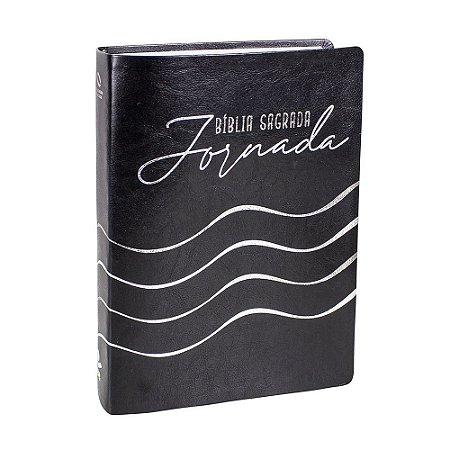 Bíblia Sagrada Jornada NAA Espaço Para Anotações Luxo
