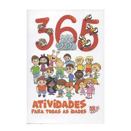365 Atividades Para Todas As Idades