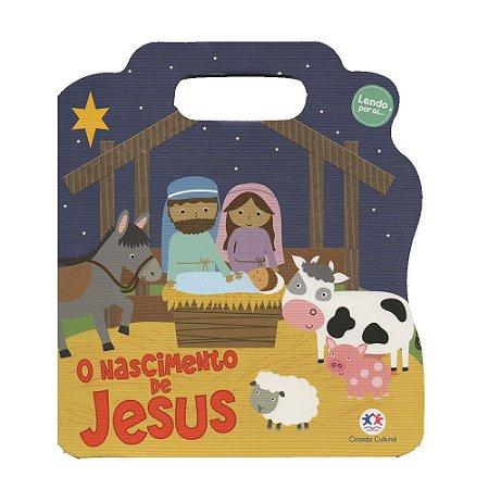O Nascimento De Jesus - Coleção Lendo Por Aí