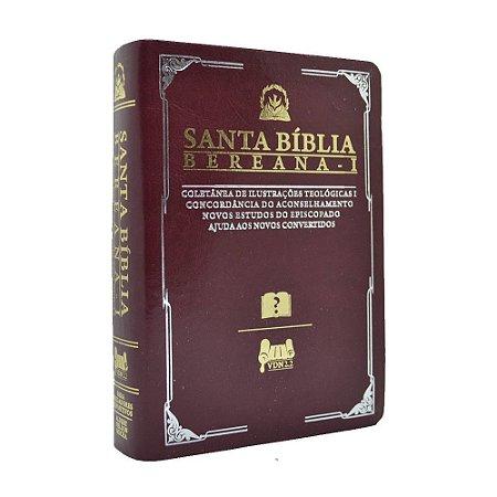 Santa Bíblia Bereana I - Vinho