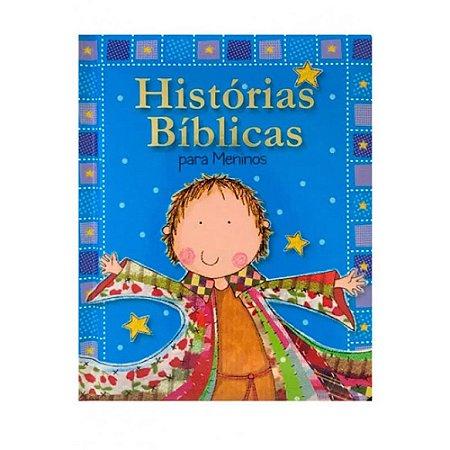 Histórias Bíblicas Para Meninos - Ciranda Cultural