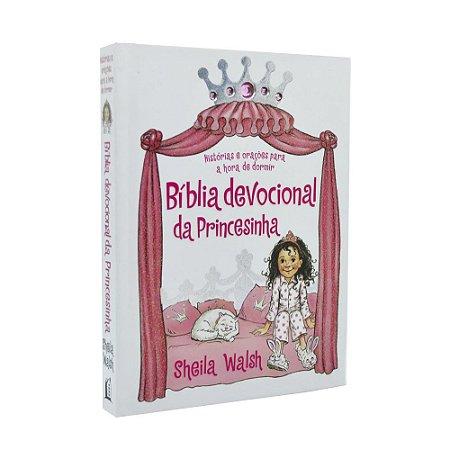 Bíblia Devocional Da Princesinha - Sheila Walsh