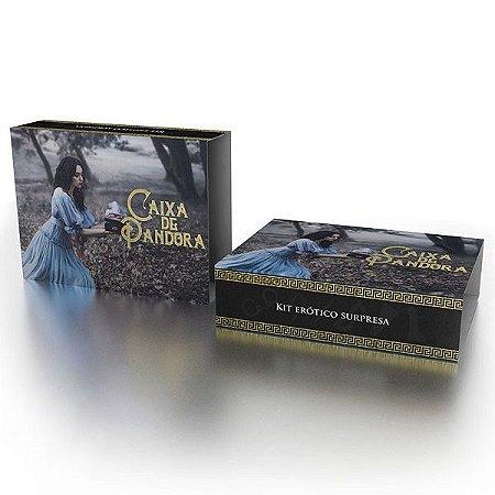 Kit Erótico Surpresa Caixa de Pandora