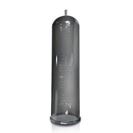 Tubo para Bomba Peniana 20cm Preta