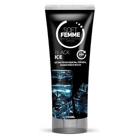 Sabonete Íntimo Soft Femme Black Ice 250ml