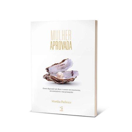 Livro - Mulher aprovada