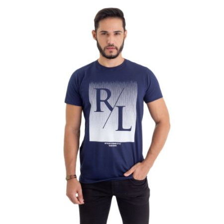 Camiseta - RL degradê