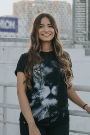 Camiseta - Leão