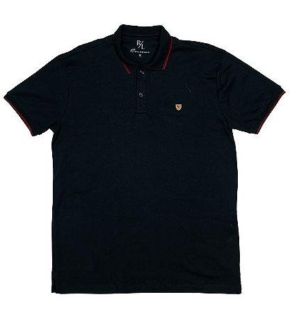 Camisa - Polo suedine pima