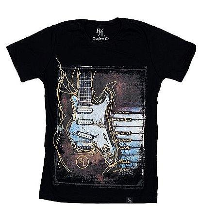 Camiseta - Guitarra