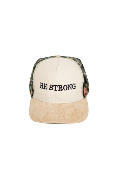 Boné BE STRONG