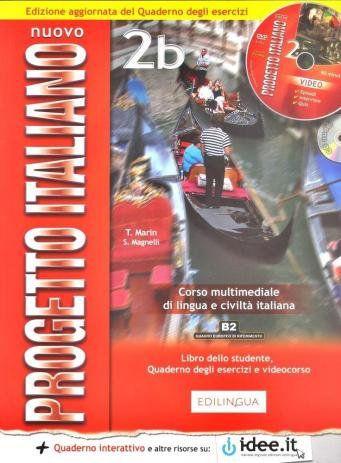 Nuovo Progetto Italiano 2B - Libro Dello Studente E Quaderno Degli Esercizi Con CD ROM E CD Audio
