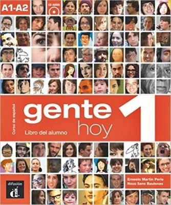 Gente Hoy 1 - conjunto - PROLEM (espanhol básico I e II)
