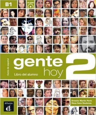 Gente Hoy 2 - conjunto - PROLEM (espanhol intermediário I e II)