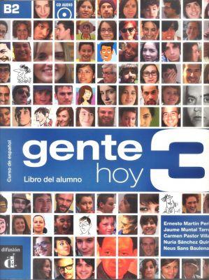 Gente Hoy 3 - conjunto - PROLEM (espanhol avançado I e II)