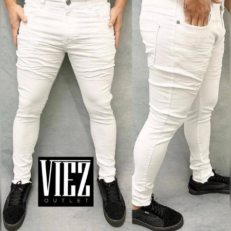 Calça jeans creed