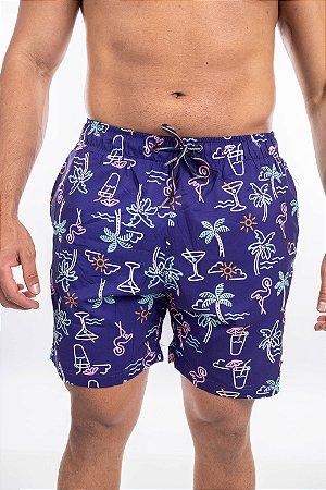 Shorts Enzzo five Verão