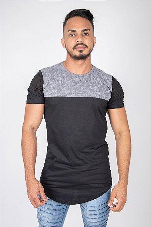 Camiseta Long line austin