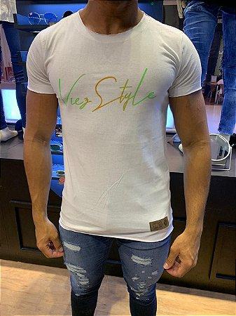 Camiseta Long line Viez Style