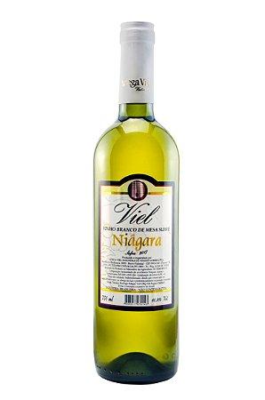 Família Viel Vinho Branco de Mesa Suave Niágara