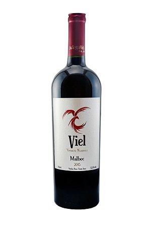 Família Viel Vinho Fino Tinto Seco Malbec