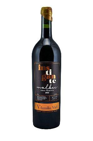 Família viel Vinho Fino Tinto Seco Malbec Gran Reserva