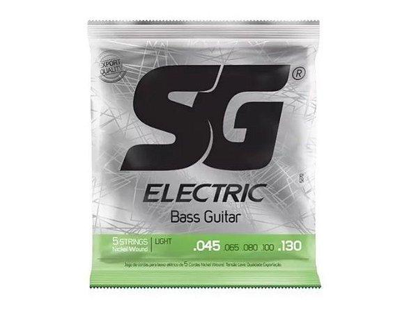 Encordoamento SG Baixo 0.45 5 Cordas