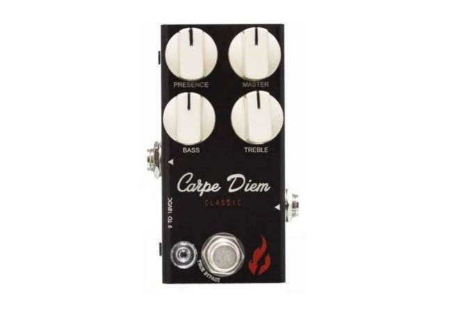 Pedal Fire Carpie Diem Mini
