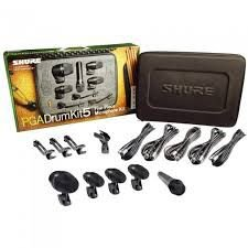 Microfone Shure Drumkit 5