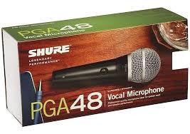Microfone Shure PGA 48