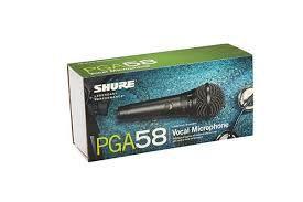 Microfone Shure PGA-58