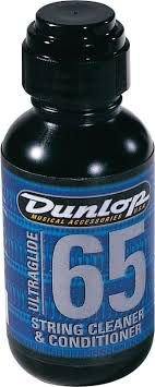 Limpador e Condicionador de Cordas Dunlop