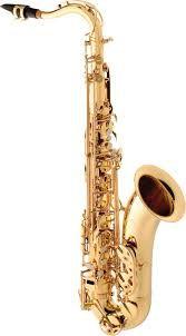 Saxofone Tenor Eagle em Sib ST503 Laqueado