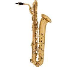 Saxofone Baritono Eagle SB506 Laqueado
