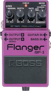 Pedal Boss BF-3 Flanger