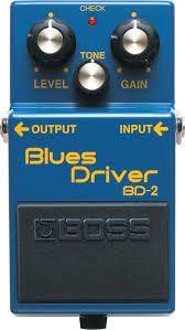 Pedal Boss BD-2 Blues Drive