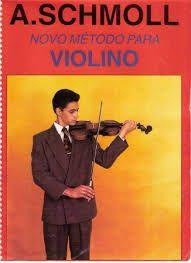 Metodo Violino A. Schmoll