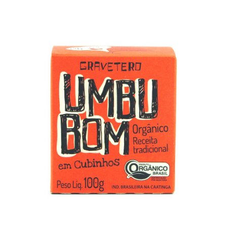 UMBU BOM 100g - GRAVETERO