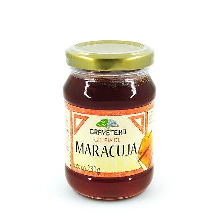 GELEIA DE MARACUJÁ - GRAVETERO
