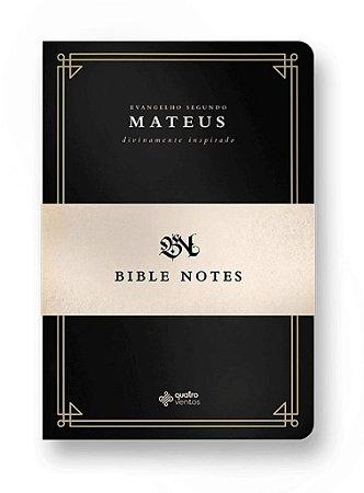 BIBLE NOTES - Evangelho de Mateus