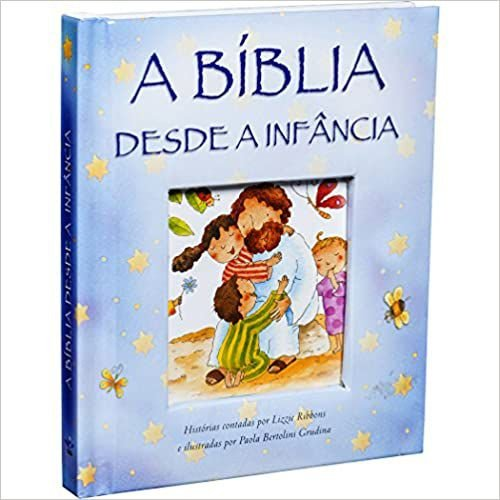 A BÍBLIA DESDE A INFÂNCIA  - MENINO